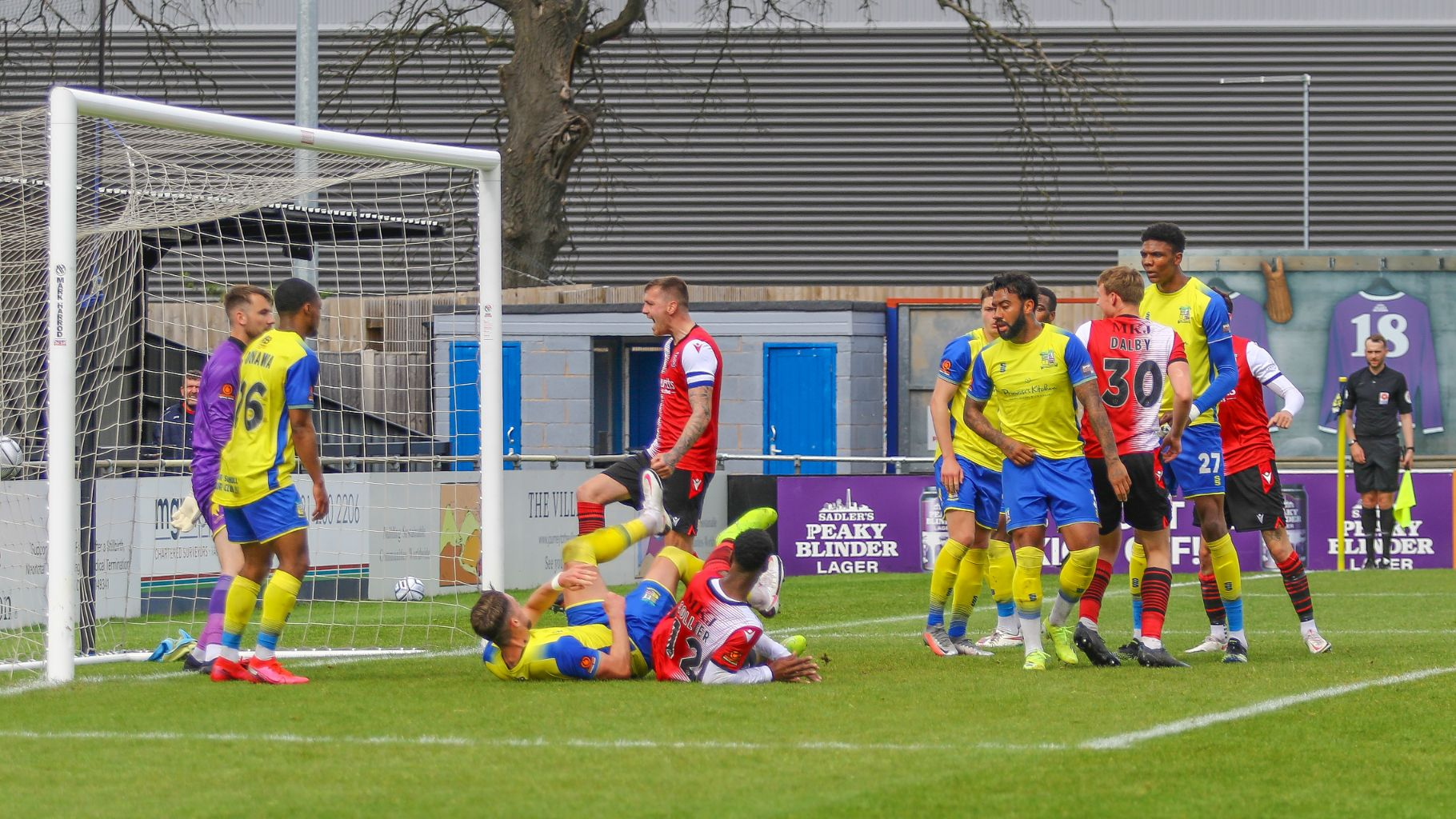 Collier opens his Woking account