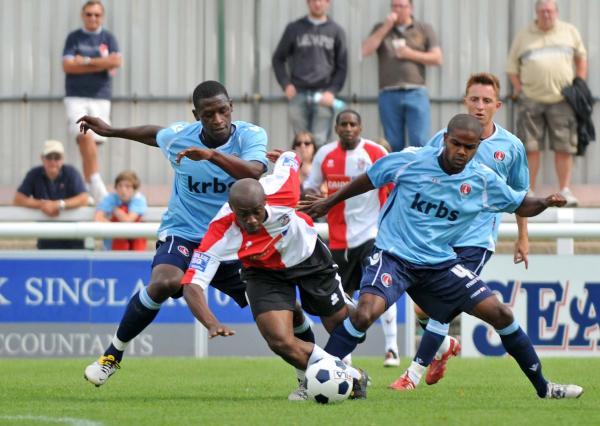 Woking 0 - Charlton 0