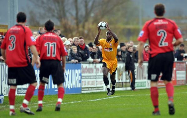 Eastbourne 0 - 0 Woking