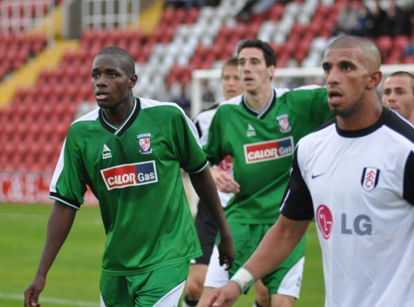 Woking 1 - 4 Fulham XI