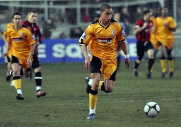 Lewes 0 - 2 Woking