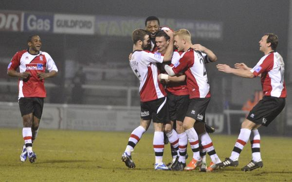 Woking 2 - Forest Green 0