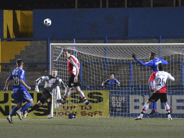 Macclesfield 0 - Woking 0