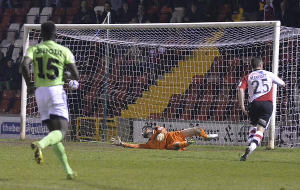 Woking 2 - Forest Green 1