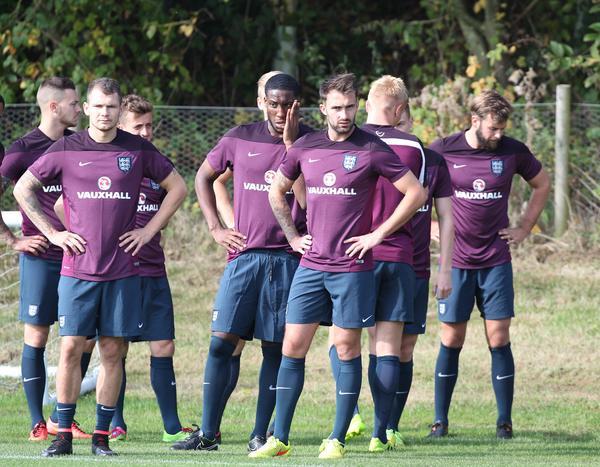 England C Training