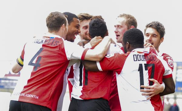 Woking 1 - Forest Green 0