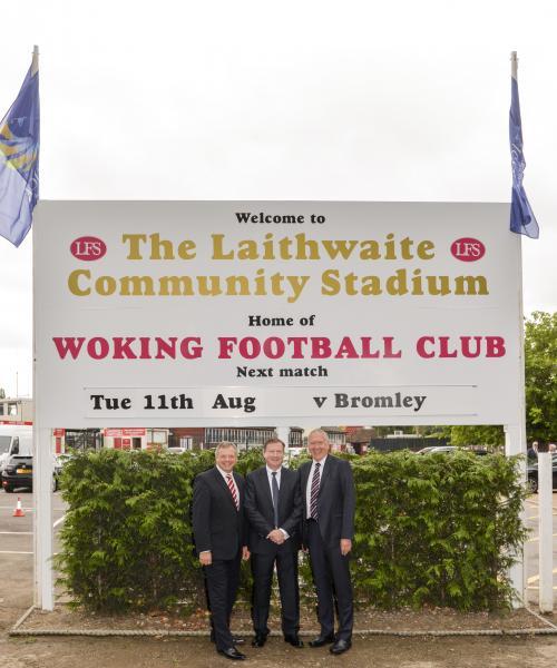 Laithwaite Community Stadium