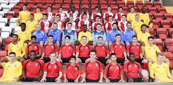 WFC Academy 2015-16