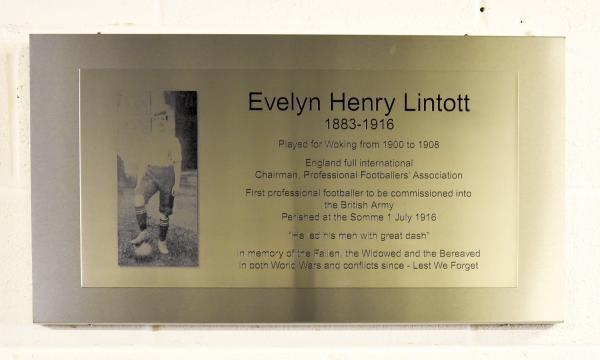 Evelyn Lintott