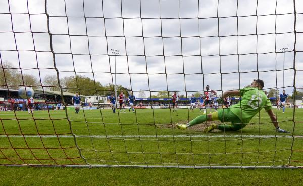Woking 1 - Macclesfield 0