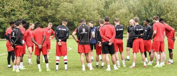 Training 26 Sept
