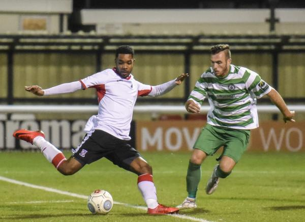 Woking 1 - Chipstead 3