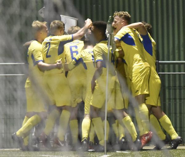 Woking U18 2 - Lewes U18 3