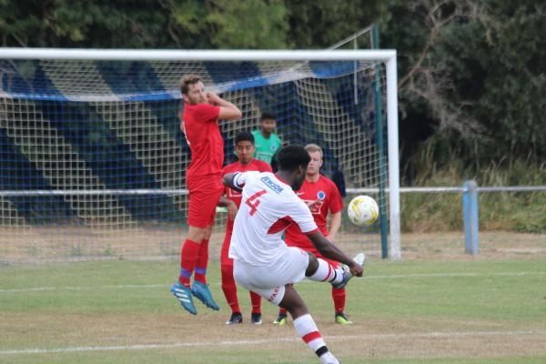 Spelthorne Sports 0 - 2 Woking