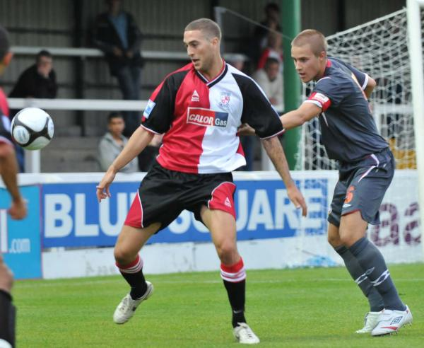 Woking 4 - 0 Southampton XI