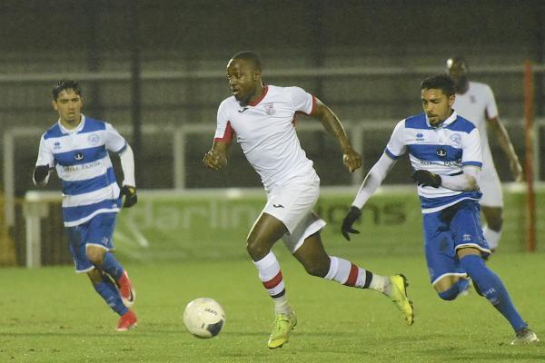 Woking 0 - QPR U23 0