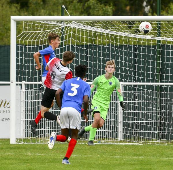 Woking U18 3 - Portsmouth U18 1