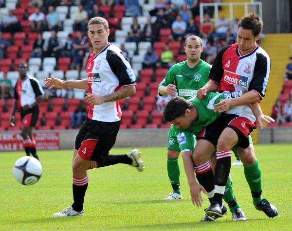 Woking 0 - 1 Forest Green