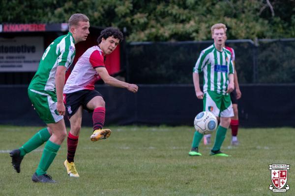 U23 8 - Yateley 0