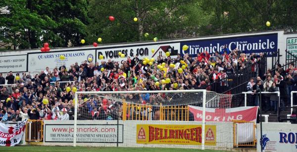 Play Off Crowd