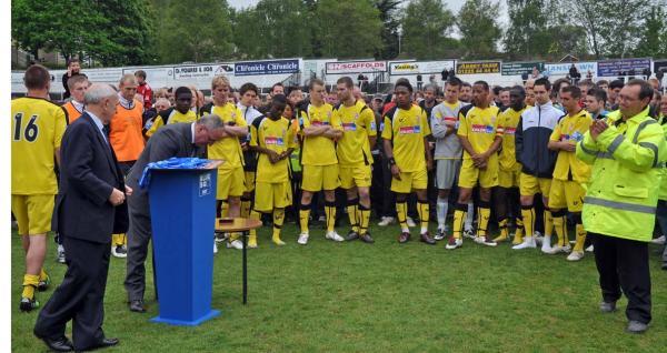 Play Off Post Match