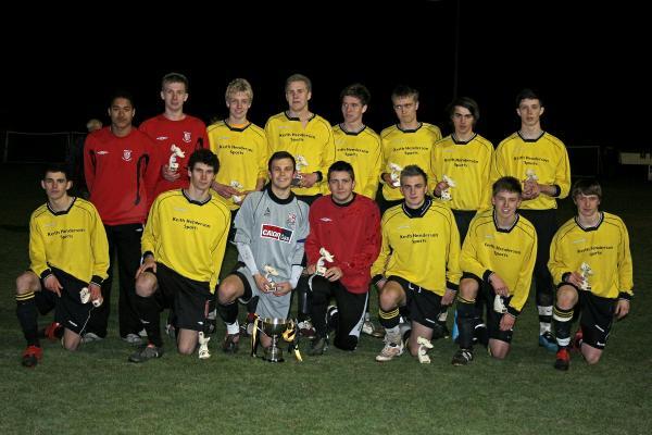 Grant McLellan Youth Cup Final