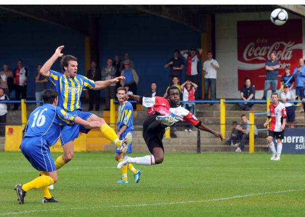 St Albans 0 - Woking 1
