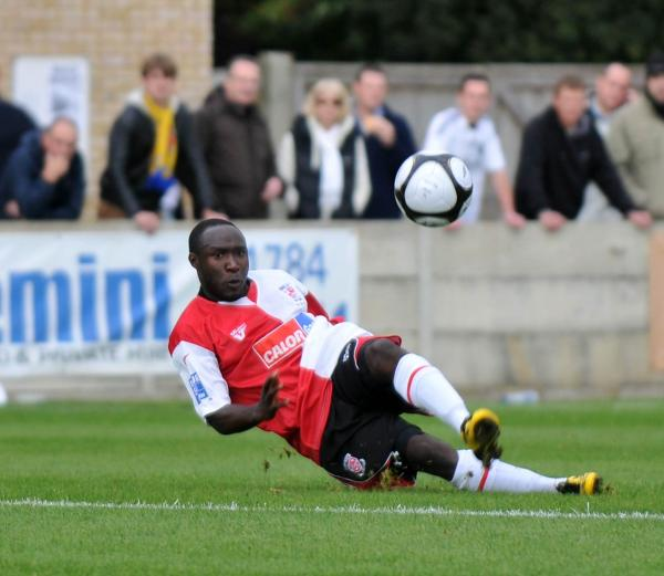Staines 1 - Woking 0
