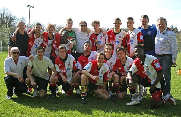 Woking u19s 1 - 0 Croydon