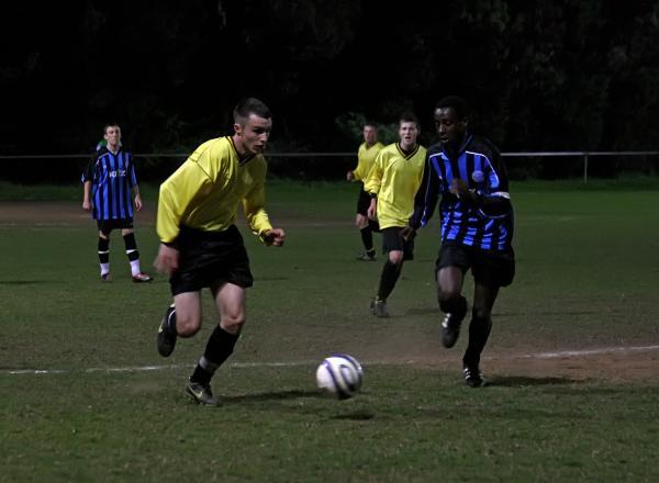 Colliers Wood 1 - 1 Westfield u18s
