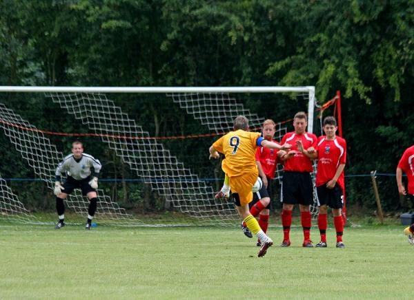 Knaphill vs Woking XI