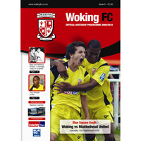 Matchday programme scoops prizes