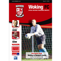 Special matchday programme on Saturday