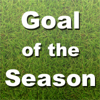 Goal of the Season Results
