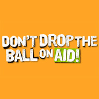 Don't Drop The Ball On Aid
