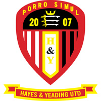 Hayes & Yeading vs Luton Town