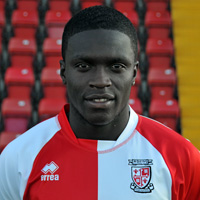 Moses' brace puts Woking top