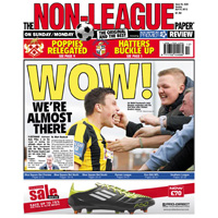 Non-League Paper on Sunday