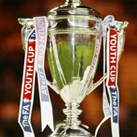 FA Youth Cup at Kingfield on Wednesday