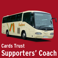 Supporters' Coach to Southport