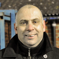 Garry Hill Interview from Hereford