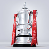 Away tie in The FA Cup First Round