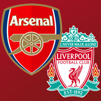 Arsenal v Liverpool Live on the Big Screen in the Cardinals' Bar