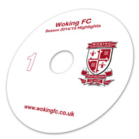 Woking FC Season Highlights DVD 2014/15