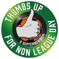 'Thumbs Up' for Non-League Day!