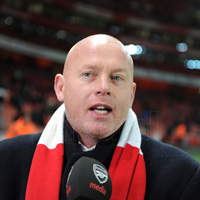 Guest in the Lounge: Perry Groves