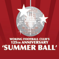 Woking Football Club's 125th Anniversary 'Summer Ball'