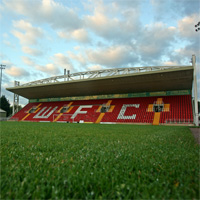 Woking v Guiseley AFC - Game On!