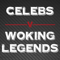 The Knights Cup - Woking Legends v Celebs this Thursday!