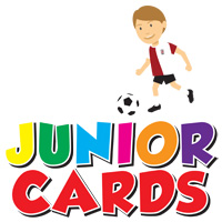 Junior Cards presents first Player of the Month award